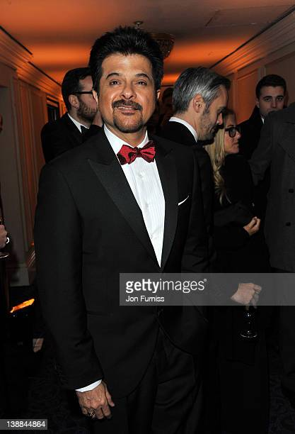 Anil Kapoor attends the Orange British Academy Film Awards 2012 after party at Grosvenor House on February 12 2012 in London England