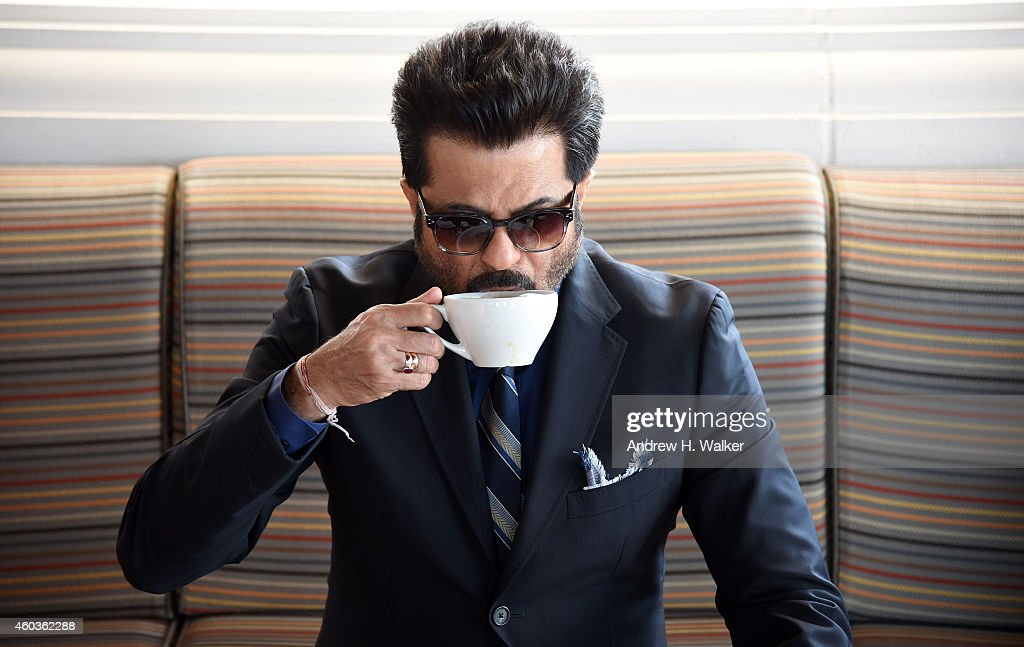 <a gi-track='captionPersonalityLinkClicked' href=/galleries/search?phrase=Anil+Kapoor&family=editorial&specificpeople=563857 ng-click='$event.stopPropagation()'>Anil Kapoor</a> during a portrait session on day three of the 11th Annual Dubai International Film Festival held at the Madinat Jumeriah Complex on December 12, 2014 in Dubai, United Arab Emirates.