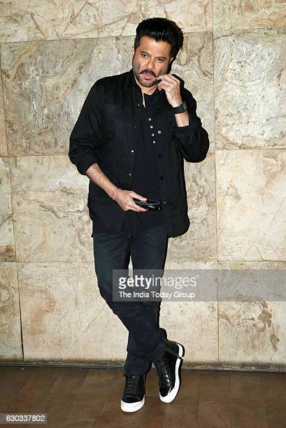 Anil Kapoor during the special screening of film Dangal in Mumbai
