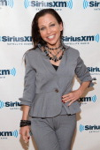 Animal activist Wendy Diamond visits SiriusXM Studio on May 10 2011 in New York City