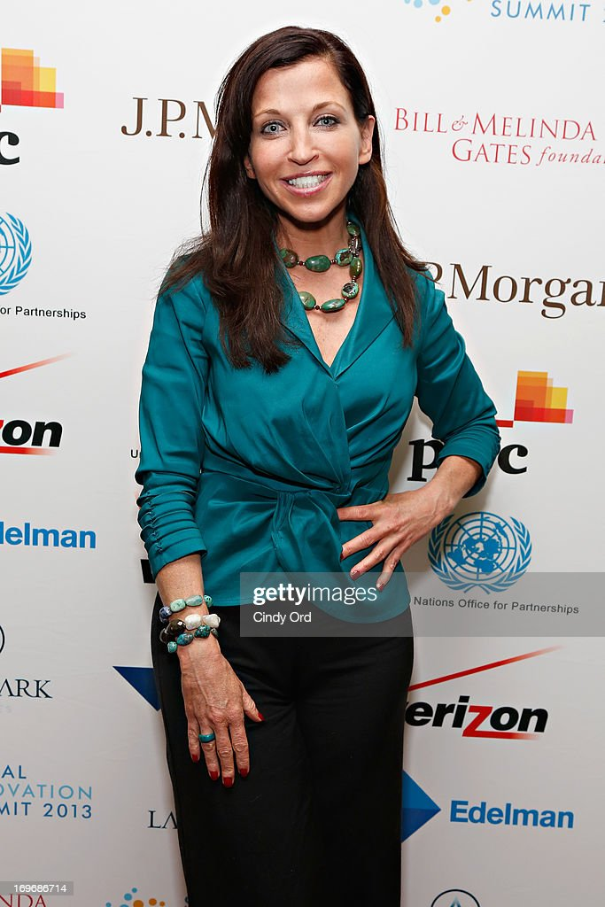 Animal Fair founder/ author <a gi-track='captionPersonalityLinkClicked' href=/galleries/search?phrase=Wendy+Diamond&family=editorial&specificpeople=663985 ng-click='$event.stopPropagation()'>Wendy Diamond</a> attends the Social Innovation Summit May 2013 - Day Two on May 30, 2013 in New York City.