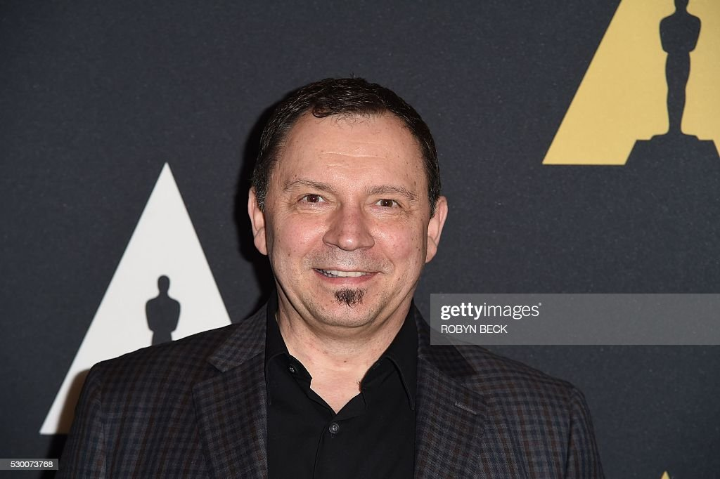 Animator Andreas Deja attends a special screening and panel discussion of 'Beauty and the Beast' to celebrate the animated film's 25th anniversary...