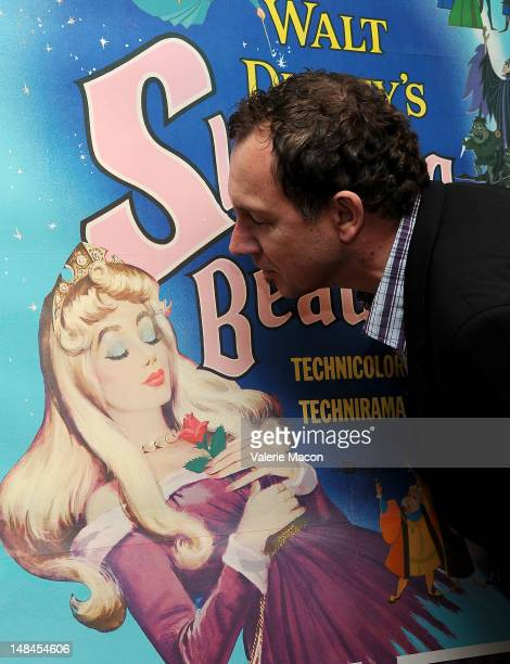 Animator Andreas Deja attends The Academy Of Motion Picture Arts And Sciences' Last 70mm Film Festival Screening Of 'Sleeping Beauty' at the Academy...