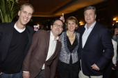 Animator Chris Sanders Sony Pictures Classics Cofounder/Copresident Michael Barker TheWrap's CEO EditorinChief Sharon Waxman and Sony Pictures...