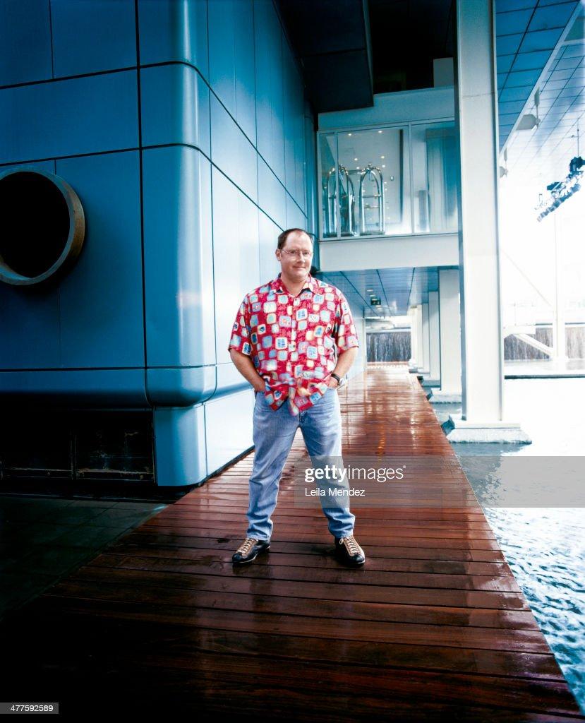 John Lasseter, El Pais Semanal Spain, October 22, 2003