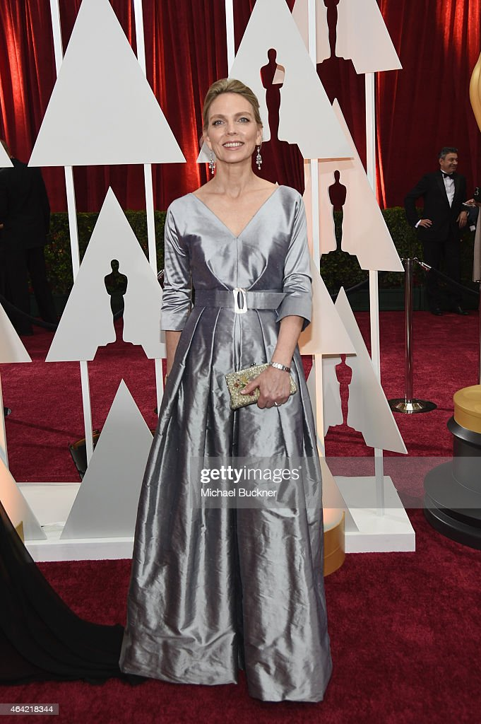 Animator Torill Kove attends the 87th Annual Academy Awards at Hollywood & Highland Center on February 22, 2015 in Hollywood, California.