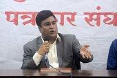 IND: Visva-Bharati PRO Anirban Sarkar Speaks At PUWJ's Event
