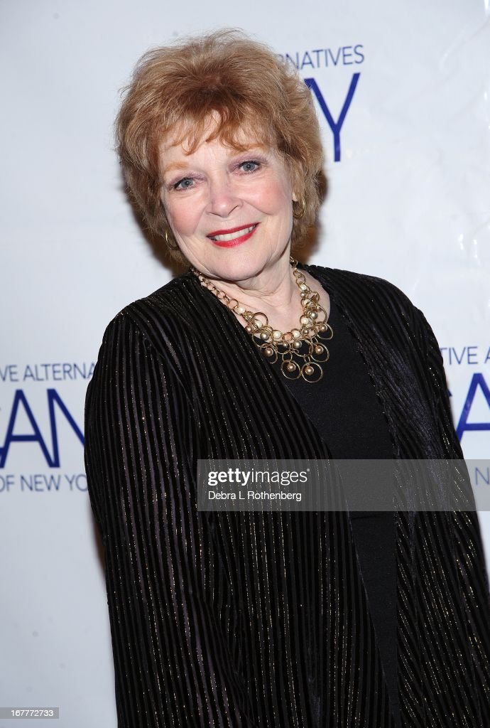 Anita Gillette attends The Pearl Gala 2013 at The Edison Ballroom on April 29, 2013 in New York City.