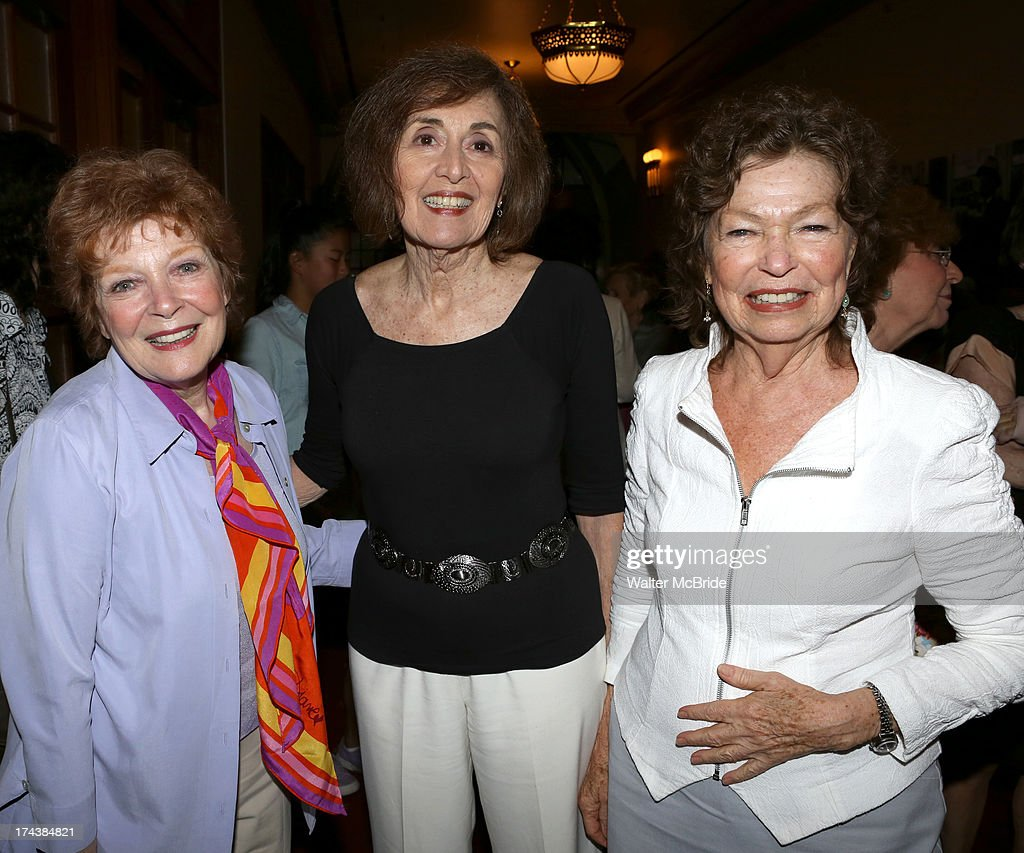 Anita Gillette, Nancy Ford and Gretchen Cryer attend the Opening Night Performance Reception for the Encores! Off-Center Production of 'I'm Getting My Act Together And Taking It On The Road' Opening Night Reception at New York City Center on July 24, 2013 in New York City.