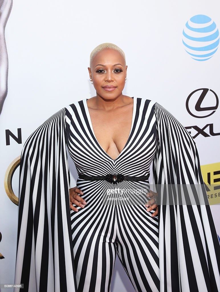 Anita Hawkins attends the 47th NAACP Image Awards presented by TV One at Pasadena Civic Auditorium on February 5, 2016 in Pasadena, California.