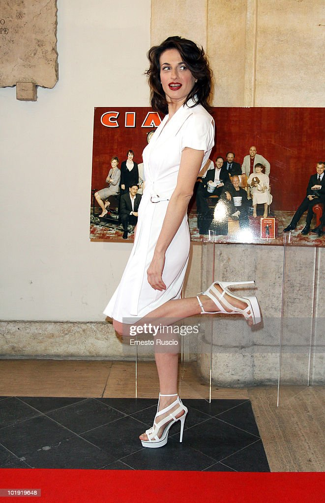 Anita Kravos attends the 'Ciak D'Oro' awards ceremony at Palazzo Valentini on June 8, 2010 in Rome, Italy.