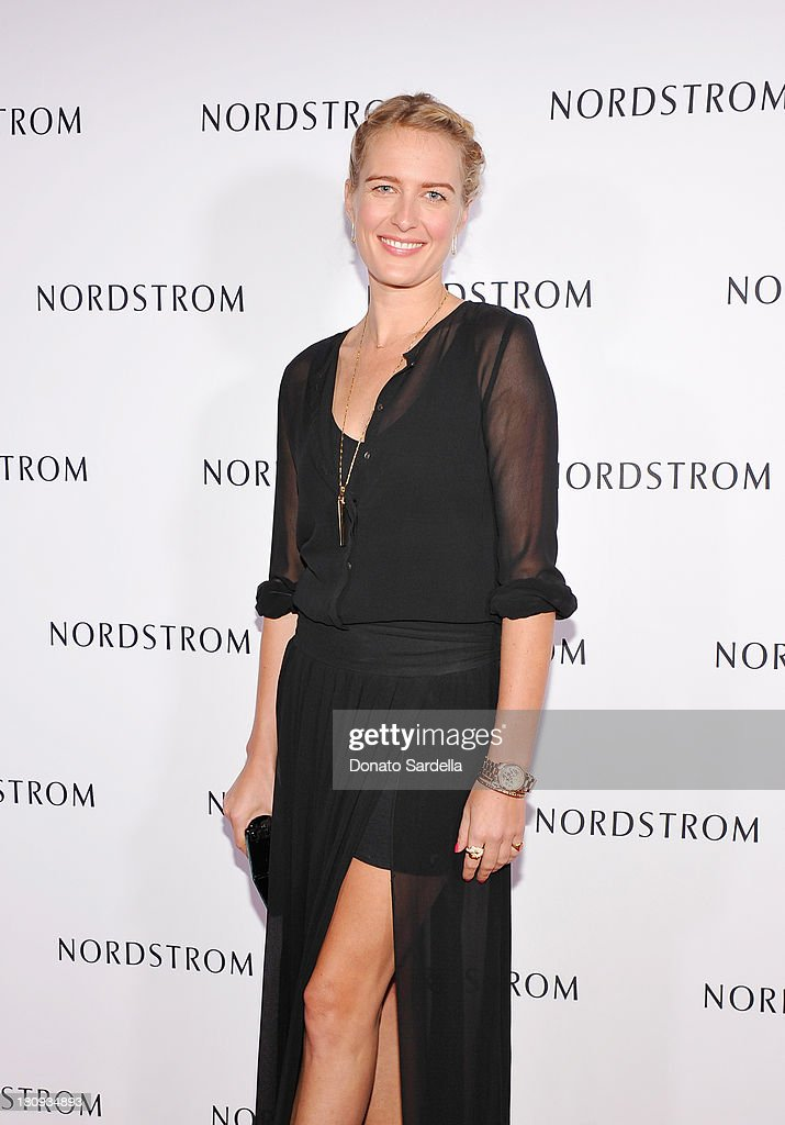 Anita Patrickson attends Nordstrom store opening gala at The Americana at Brand on September 17, 2013 in Glendale, California.