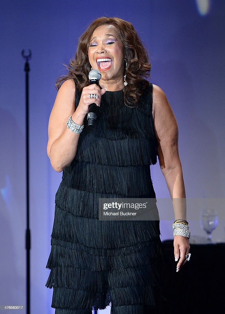 <a gi-track='captionPersonalityLinkClicked' href=/galleries/search?phrase=Anita+Pointer&family=editorial&specificpeople=828163 ng-click='$event.stopPropagation()'>Anita Pointer</a> of the Pointer Sisters performs at the Venice Family Clinic's 32nd Annual Silver Circle Gala at The Beverly Hilton Hotel on March 3, 2014 in Beverly Hills, California.