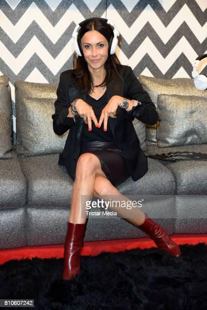 Anita Tillmann attends the MICHALSKY StyleNite during the MercedesBenz Fashion Week Berlin Spring/Summer 2018 at eWerk on July 7 2017 in Berlin...