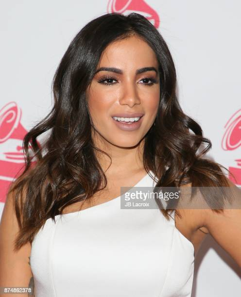 Anitta attends the Latin Recording Academy's 2017 Person Of The Year Gala on November 15 2017 in Las Vegas California