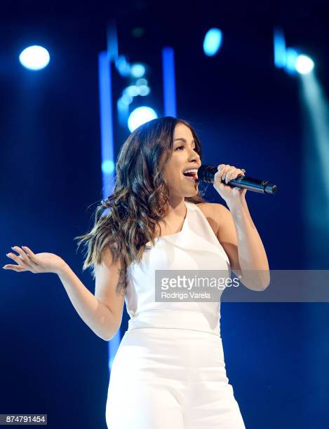 Anitta performs onstage during the 2017 Person of the Year Gala honoring Alejandro Sanz at the Mandalay Bay Convention Center on November 15 2017 in...