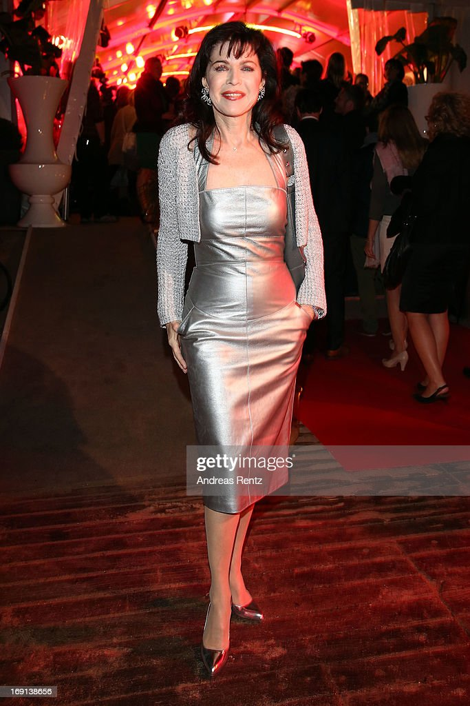 Anja Kruse attends the German Films reception during the 66th Annual Cannes Film Festival at the Majestic Beach on May 20, 2013 in Cannes, France.