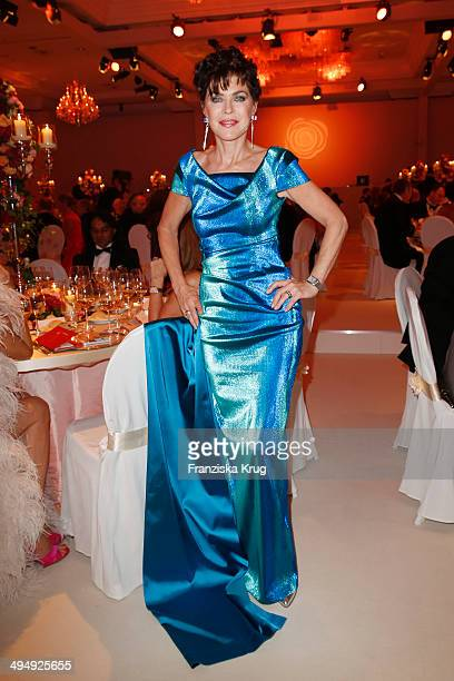 Anja Kruse attends the Rosenball 2014 on May 31 2014 in Berlin Germany
