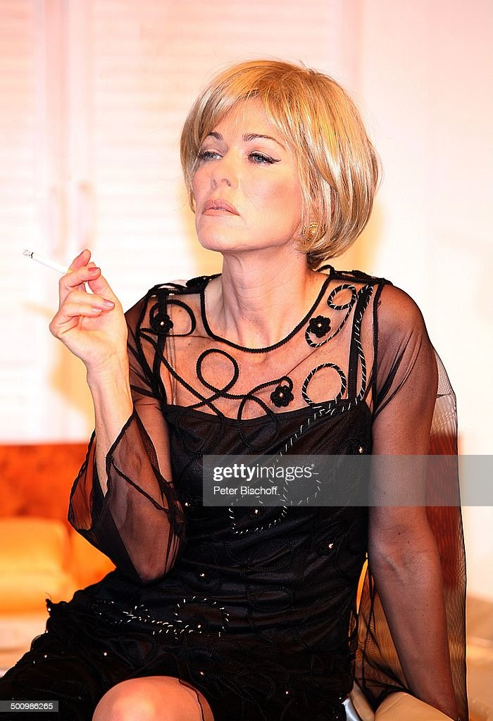Anja Kruse, Theater Stück U0027Die Reifeprüfungu0027, Düsseldorf, Deutschland, ,