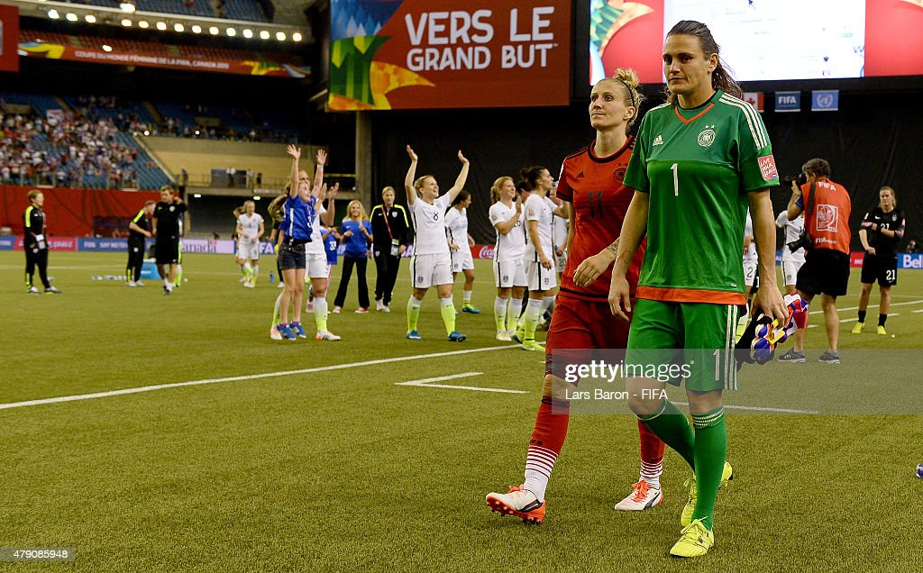 USA v Germany: Semi-Final - FIFA Women's World Cup 2015