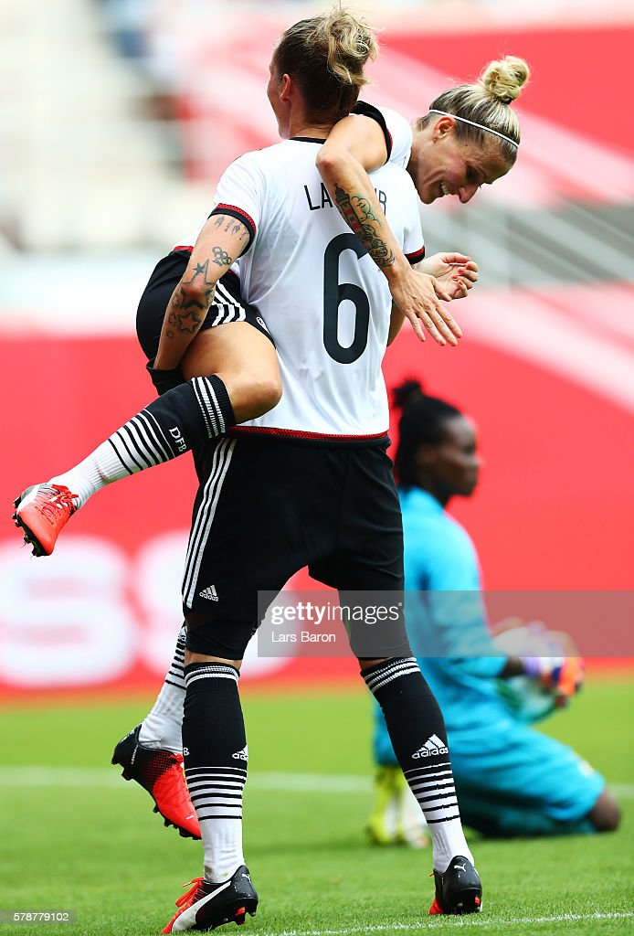 Germany v Ghana - Women's International Friendly