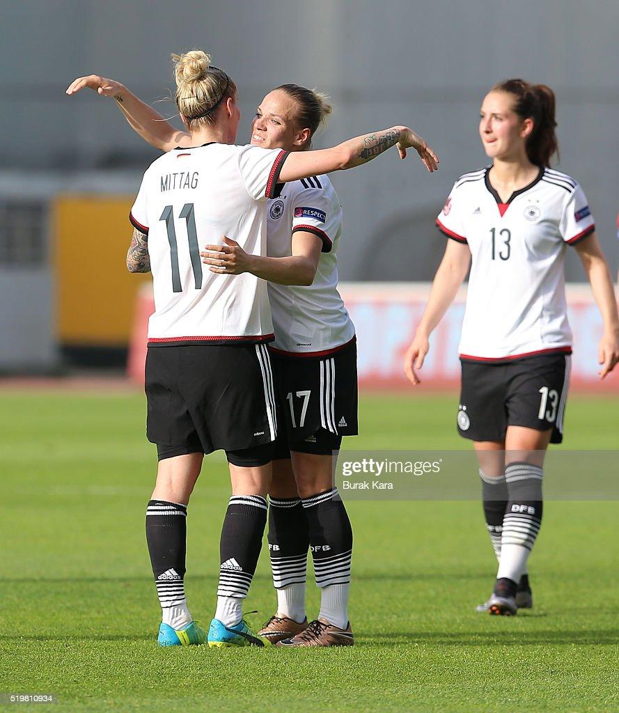 Turkey v Germany  - UEFA Women's Euro 2017 Qualifier