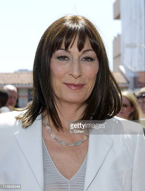 Anjelica Huston during 'Daddy Day Care' Premiere Benefiting the Fulfillment Fund at Mann National Westwood in Westwood California United States