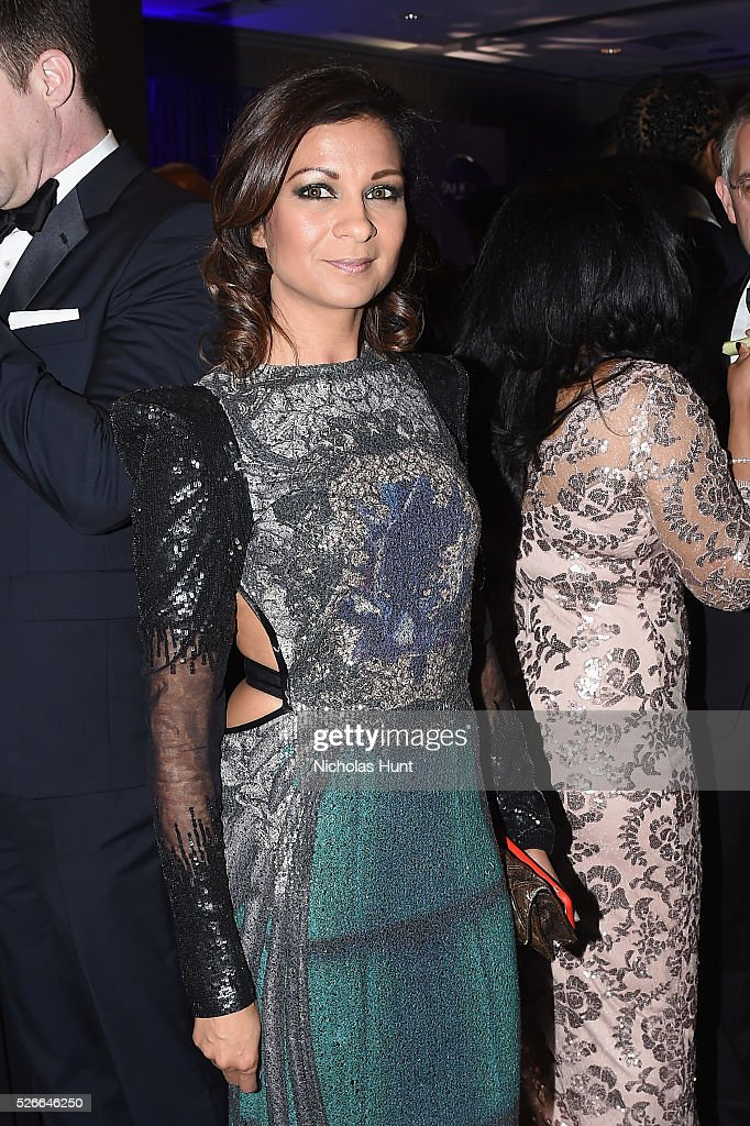 Anjula Acharia Bath attends the Yahoo News/ABC News White House Correspondents' Dinner Pre-Party at Washington Hilton on April 30, 2016 in Washington, DC.