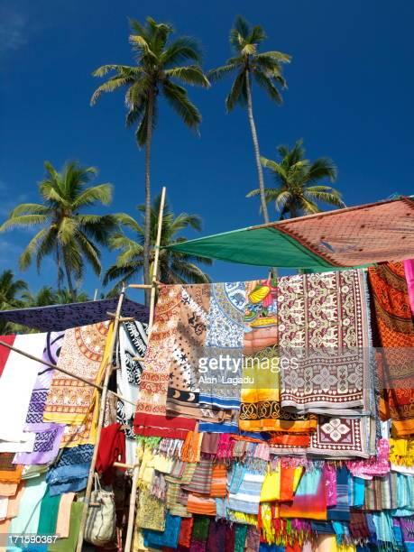 Ajuna, Goa, Índia.