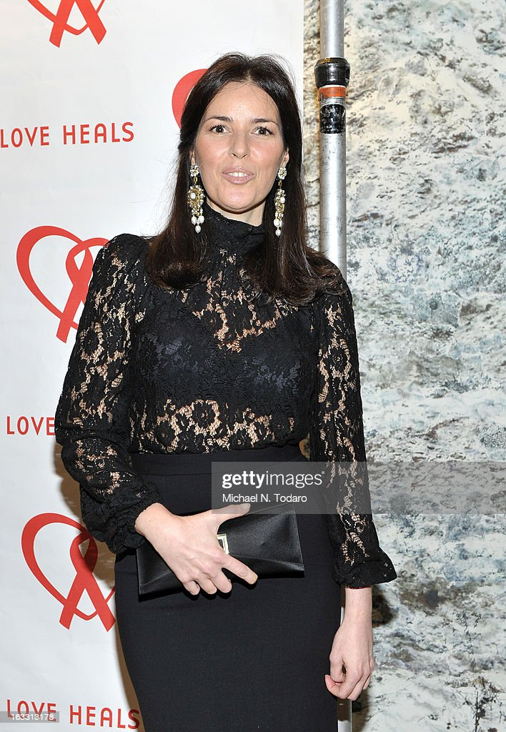 Ann Caruso attends the 2013 Gala By Love Heals at The Four Seasons Restaurant on March 7, 2013 in New York City.