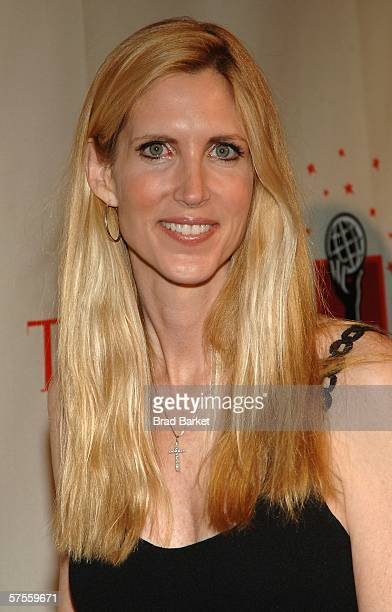 Ann Coulter attends the celebration for Time Magazine's 100 Most Infuential People issue at Jazz at Lincoln Center May 8 2006 in New York City