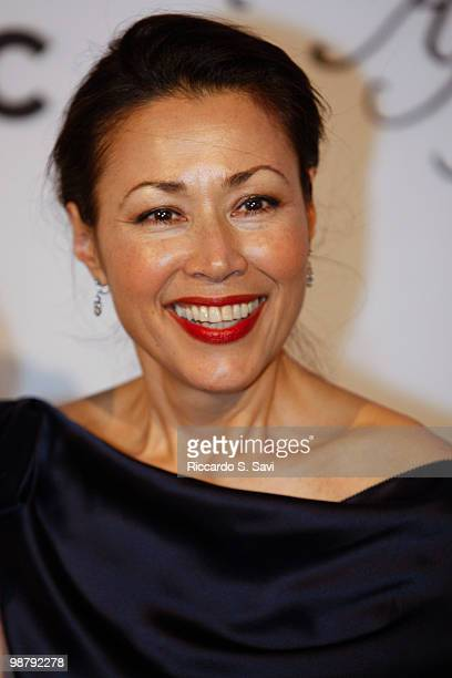 Ann Curry attends the 2010 MSNBC White House Correspondents Dinner After Party at the Andrew W Mellon Auditorium on May 1 2010 in Washington DC