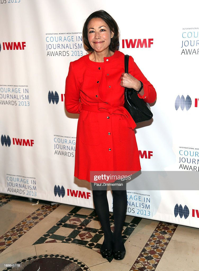 <a gi-track='captionPersonalityLinkClicked' href=/galleries/search?phrase=Ann+Curry&family=editorial&specificpeople=215356 ng-click='$event.stopPropagation()'>Ann Curry</a> attends the International Women's Media Foundation's 2013 Courage In Journalism awards at Cipriani 42nd Street on October 23, 2013 in New York City.