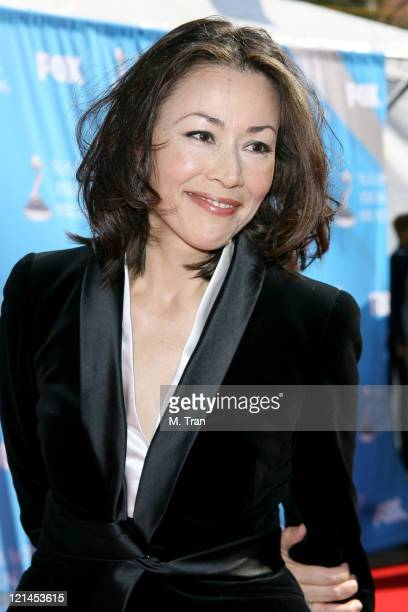 Ann Curry during 38th Annual NAACP Image Awards Arrivals at Shrine Auditorium in Los Angeles California United States