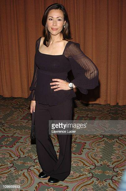 Ann Curry during American Women in Radio Television 29th Annual Gracie Allen Awards at New York Hilton in New York City New York United States