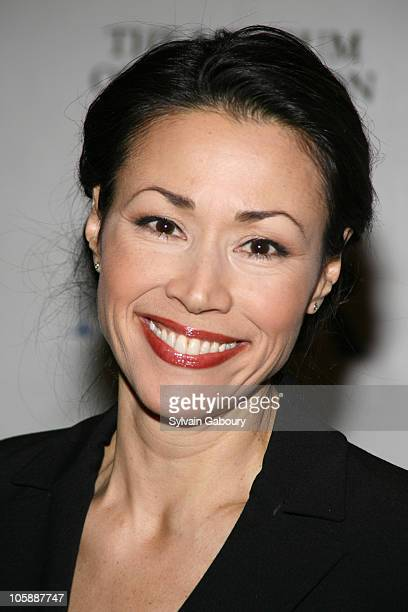 Ann Curry during The Museum of Television and Radio Honors Bob Wright and 'Saturday Night Live' at Waldorf Astoria in New York City New York United...