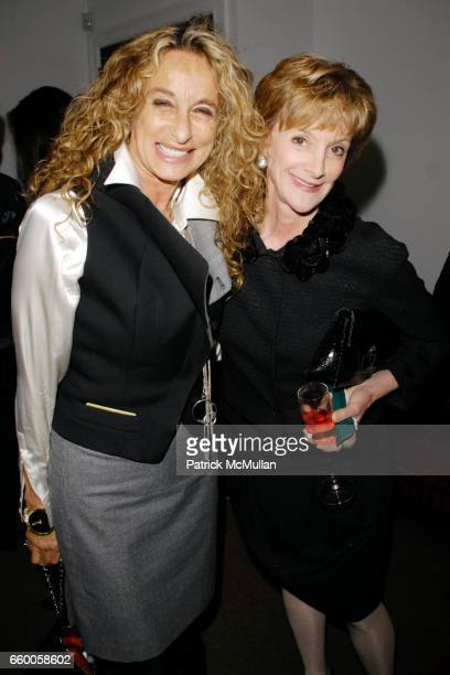 Ann Dexter Jones and Jacqueline Weld Drake attend PAOLO COSTAGLI and TOWN AND COUNTRY Host a Cocktail Party to Benefit CASITA MARIA at Paolo Costagli...