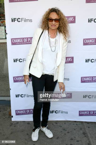 Ann Dexter Jones attends The New York Premiere of 'CHANGE OF PLANS' at IFC Center on June 8 2010 in New York City