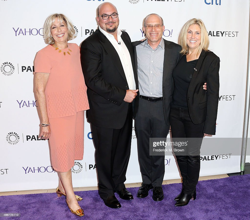 """The Paley Center For Media's PaleyFest 2015 Fall TV Preview - """"CSI"""" Farewell Salute - Arrivals"""