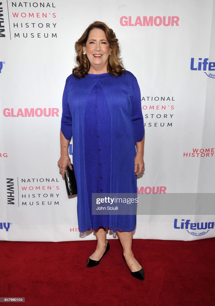 Ann Dowd at the Women Making History Awards at The Beverly Hilton Hotel on September 16, 2017 in Beverly Hills, California.