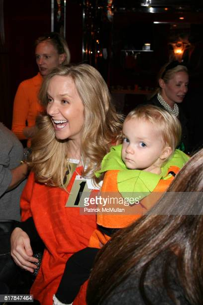 Ann Hale and Julia Hale attend HUDSON CORNELIUS HEINEMANN celebrates his 4th birthday at Doubles on October 29 2010 in New York