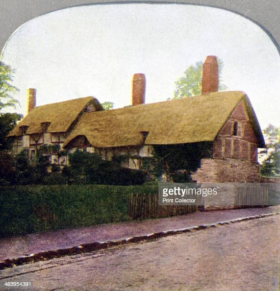 Anne Hathaway's Cottage Stock Photos And Pictures