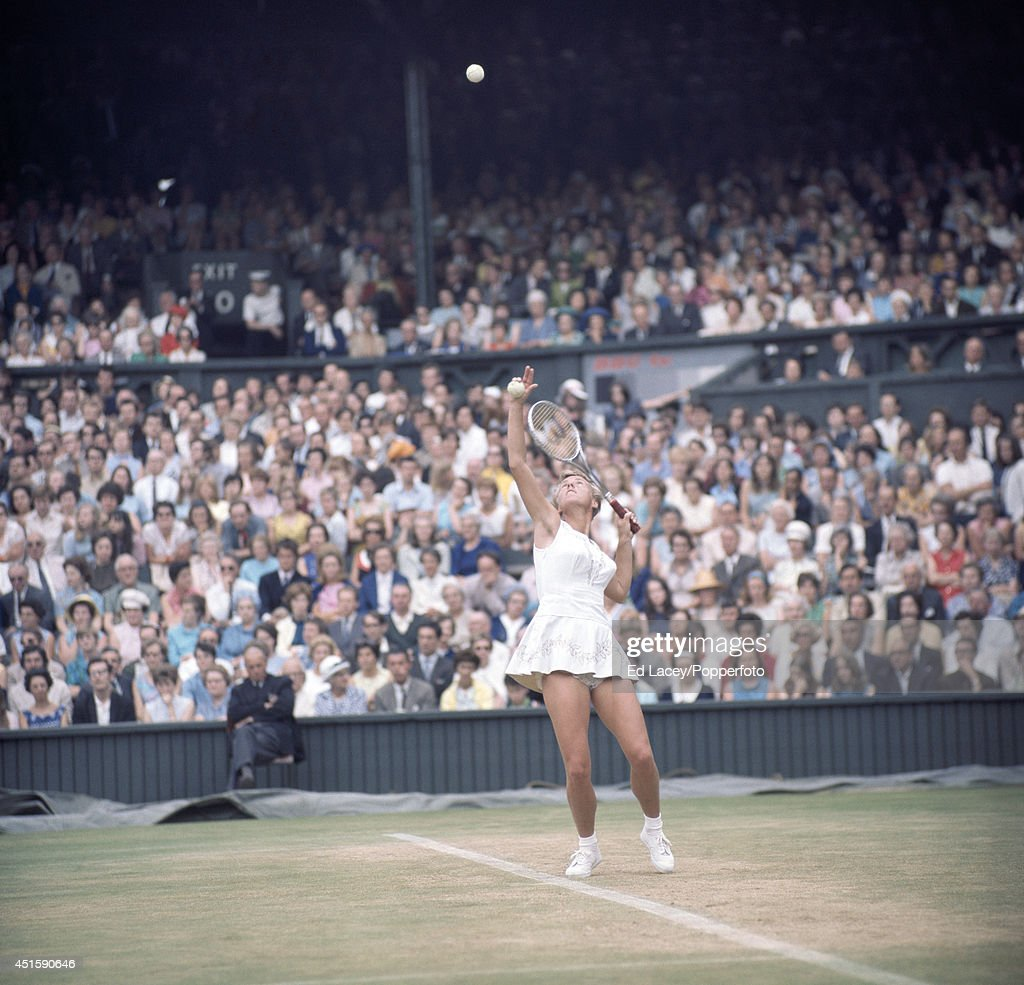 Ann Haydon Jones Wimbledon