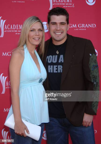 Ann Marie Kovacs and Josh Gracin