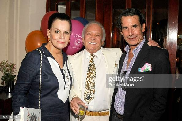 Ann Rapp Marty Richards and Roy Kean attend 'PARTY FAVORS' by Nicole Sexton Book Release Party at Michael's on July 29 2008 in New York City