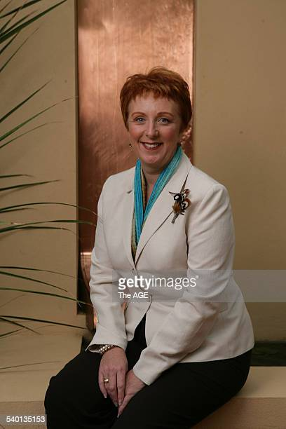 Ann Reinten image consultant CEO of the Australian image company on 19th November 2006 THE AGE MMAGAZINE Picture by RODGER CUMMINS