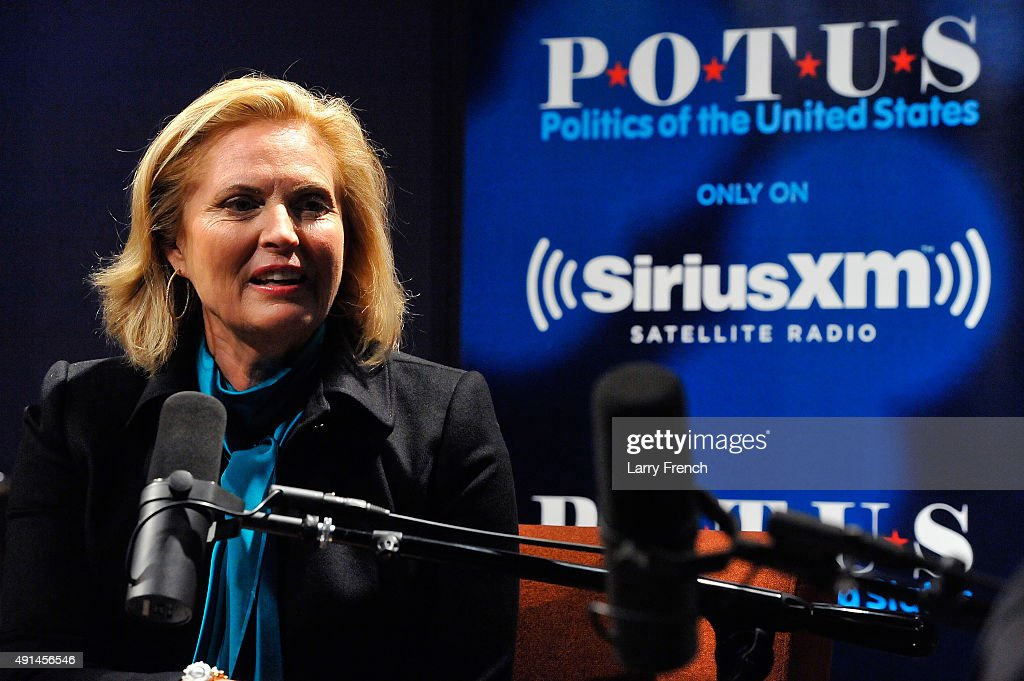 """Ann Romney In Conversation With Host Julie Mason For SiriusXM's """"Leading Ladies"""" Special"""