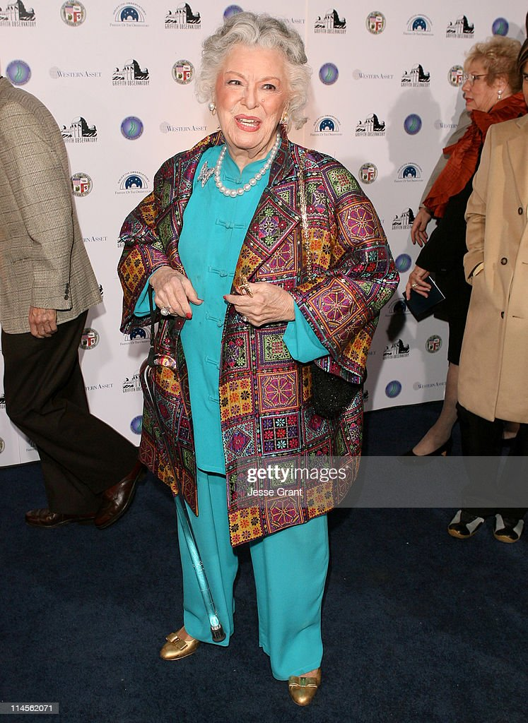 <a gi-track='captionPersonalityLinkClicked' href=/galleries/search?phrase=Ann+Rutherford&family=editorial&specificpeople=566836 ng-click='$event.stopPropagation()'>Ann Rutherford</a> during Griffith Observatory Re-Opening Galactic Gala at Griffith Observatory in Los Angeles, CA, United States.