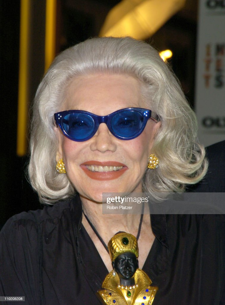 Ann Slater during Olympus Fashion Week Spring 2005 - SAKS Kickoff Party for 'Intents' at Saks Fifth Avenue in New York City, New York, United States.