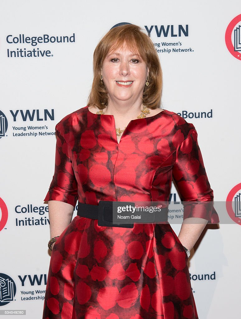 Ann Tisch attends the 2016 CollegeBound Initiative celebration at Jazz at Lincoln Center on May 26, 2016 in New York City.